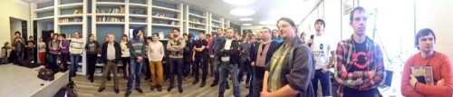 Startup Hackathon In Kiev Today Hopes To Build Tools For Euromaidan Protest