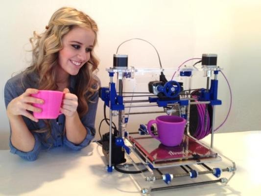 Intel Capital Invests In Two 3D Printing Marketplaces