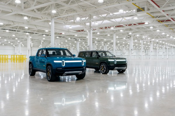Rivian raises $2.5 billion as it pushes to bring its electric RT1 pickup, R1S SUV to market