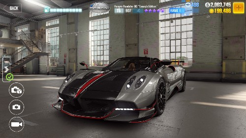 This $3.5 million new Pagani hypercar got its world debut in a Zynga mobile game