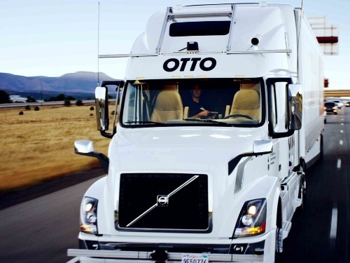 Uber's Otto self-driving truck delivers its first payload: 50K beers