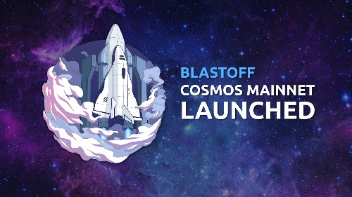 Welcome to the hub of all hubs: Cosmos has launched