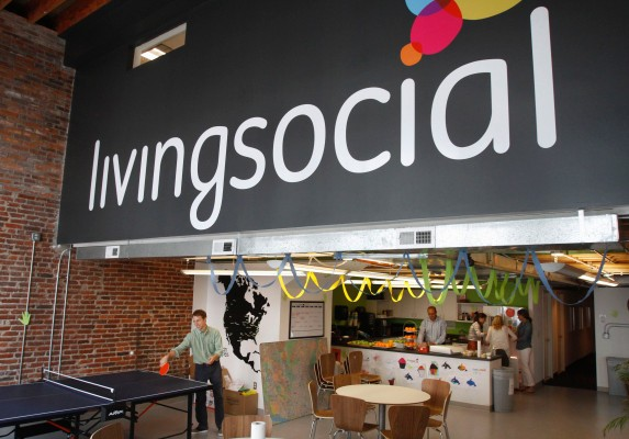Local deals site LivingSocial lays off 280, over 50% of staff, outsources customer services