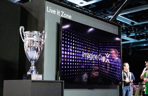 Non-invasive glucose monitor EasyGlucose takes home Microsoft's Imagine Cup and $100K