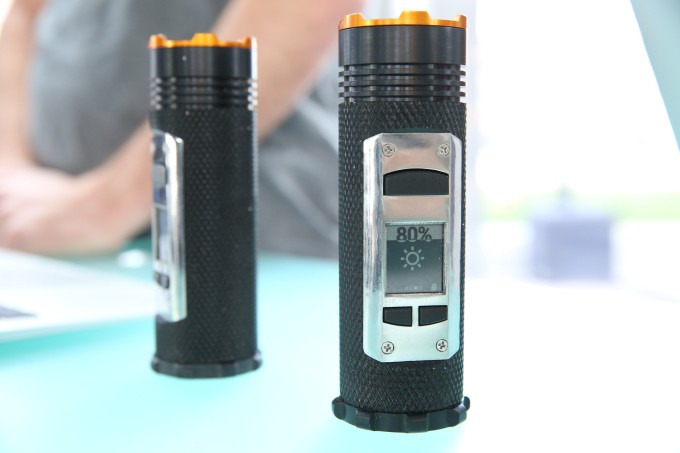 Fogo's Modular Flashlight Launches On Kickstarter