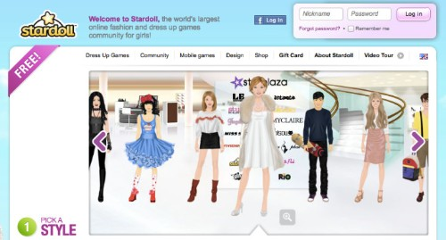 Girls Virtual World Stardoll Transfers UK/U.S. Ad Sales Out Of House, Focuses On Managing Shift To Mobile