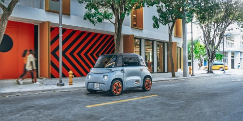 Citroen introduces a two-seat EV that costs €19.99 a month – TechCrunch