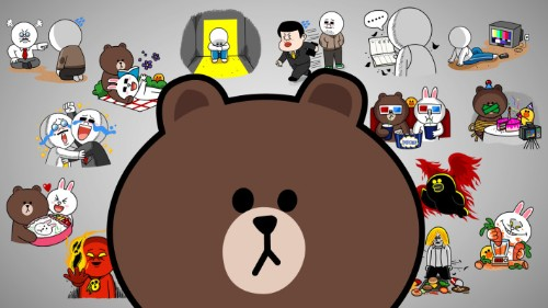 Chat app Line makes over $270 million a year from selling stickers