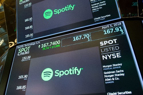 Spotify buys Gimlet and Anchor in podcast push, earmarks $500M for more deals