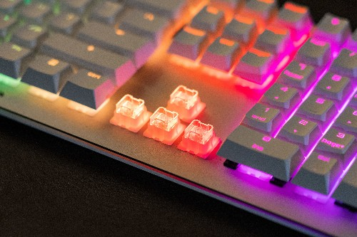 Cherry goes downmarket with its new Viola mechanical keyboard switches