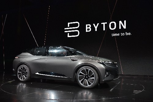 Electric car startup Byton loses co-founder and former CEO, reported $500M Series C to close this summer