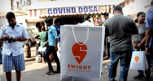 Food delivery startup Swiggy raises $1 billion more from Naspers, Tencent and others