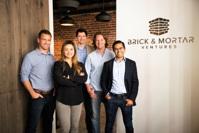 Darren Bechtel (yes, of those Bechtels) has raised $97.5 million for his firm, Brick & Mortar Ventures