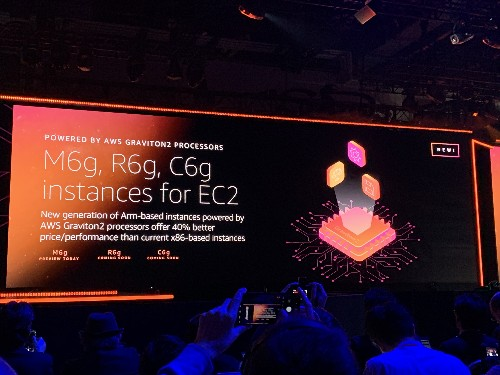 AWS announces new ARM-based instances with Graviton2 processors