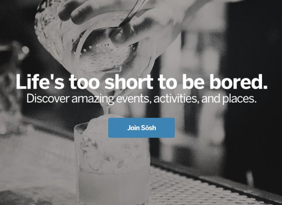 Sosh Nabs $10.1M Series B Led By Khosla Ventures To Take Its Activity Concierge Into New Cities