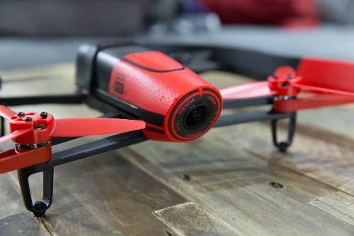 Parrot Enables Autonomous Flight For The Bebop Drone