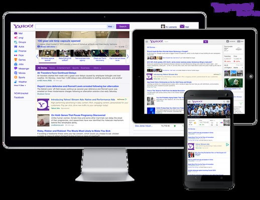 Yahoo Announces New Ad Formats: Mobile-Friendly Native Ads And A Big 'Billboard' On Its Front Page