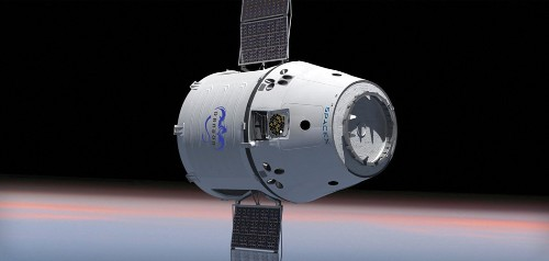 SpaceX Dragon capsule returns from Space Station resupply mission
