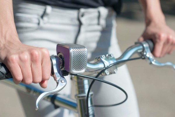Shoka put a brain for your bicycle in a connected smart bell