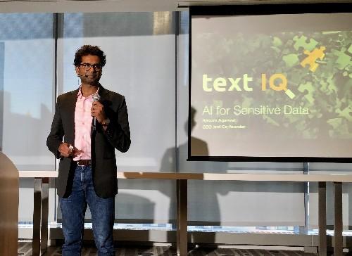 Text IQ, a machine learning platform for parsing sensitive corporate data, raises $12.6M