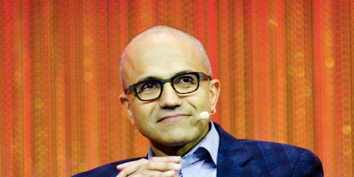 Microsoft's Next CEO Reportedly Will Be Its Cloud Boss Satya Nadella, Gates Could Be Replaced On Board