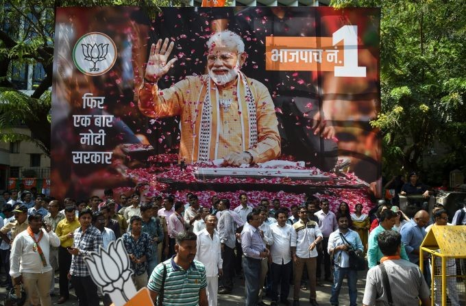 Indian PM Narendra Modi's reelection spells more frustration for US tech giants