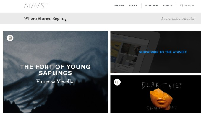 Built In Brooklyn: Atavist Is Both Publisher And Platform For Online Storytelling