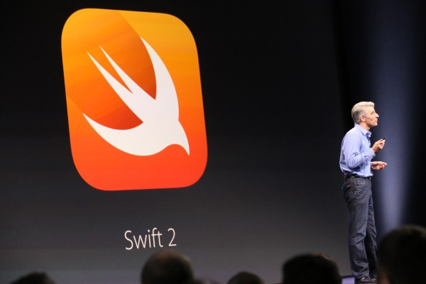 The Future Of Enterprise App Development Is Swift