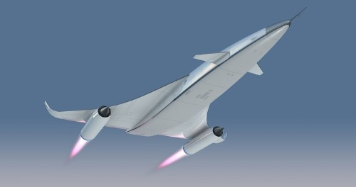 Reaction Engines' Mach 5 engine is just the tip of the new aerospace boom
