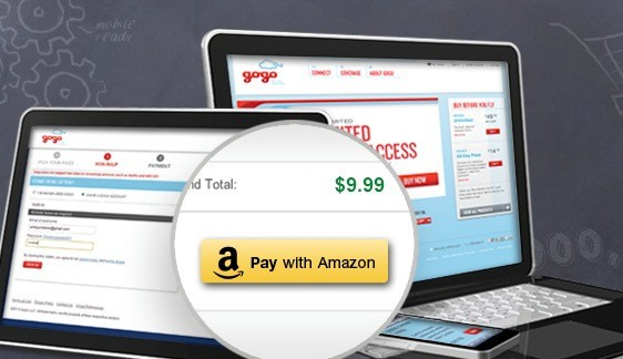 Amazon's 'Login and Pay with Amazon' Service Challenges PayPal For The Web's Payment Business