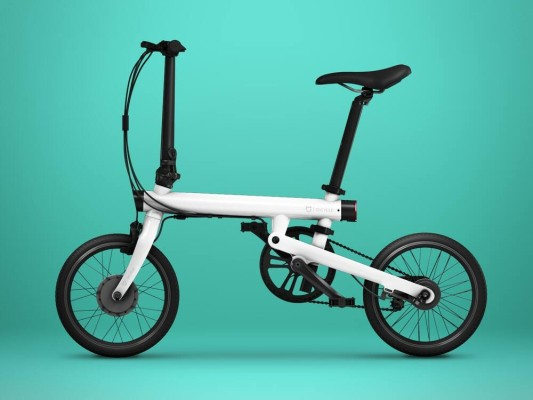 Xiaomi's newest gadget is a foldable electric bicycle that costs $450