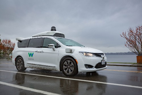 Waymo self-driving cars head to Florida for rainy season
