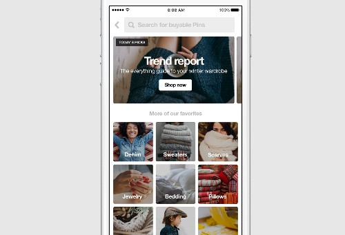 Pinterest Starts Rolling Out Buyable Pins On Android Phones