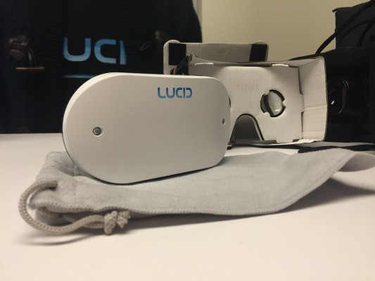 Meet The LucidCam, The Future Of Consumer VR
