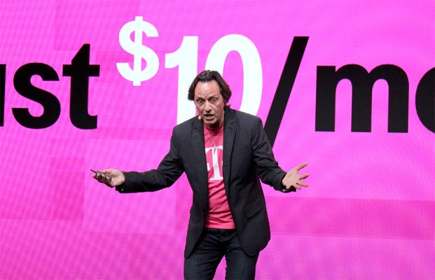 T-Mobile's CEO Is Pissed That The Amazon Phone Will Be Exclusive To AT&T – TechCrunch