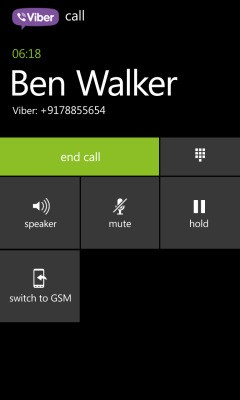 Skype Competitor Viber Launches On Windows Phone 8