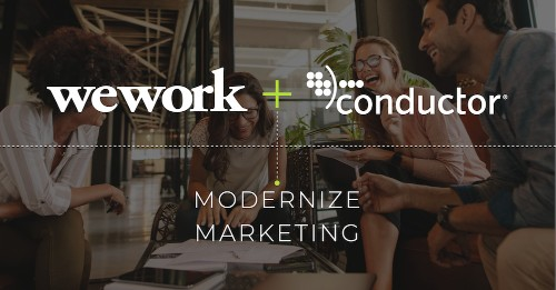 Conductor execs buy their company back from WeWork