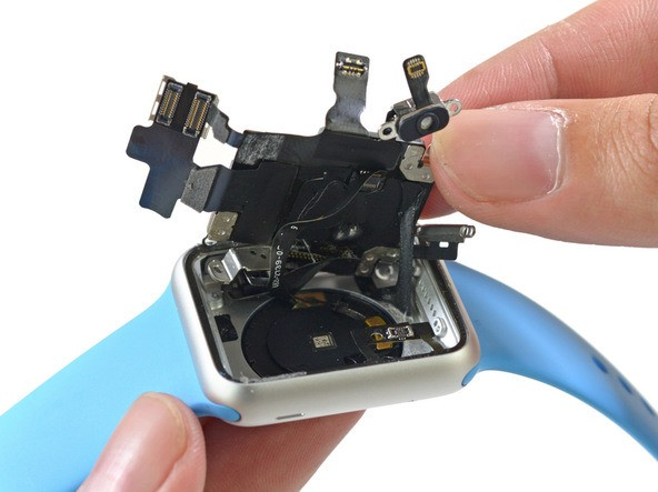 iFixit Apple Watch Teardown Suggests No Internal Chip Upgrades