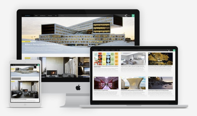Architizer Relaunches To Connect Architects With Other Architects, And Brands, And Clients Too!