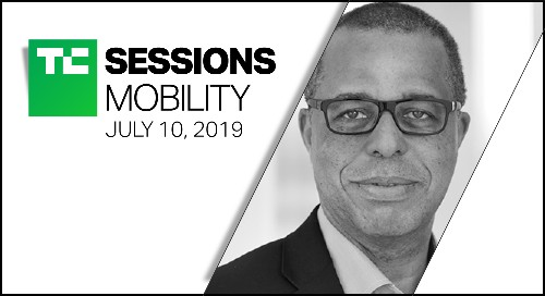 Ford CTO Ken Washington at TC Sessions: Mobility on July 10