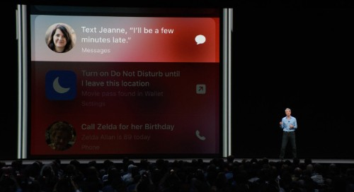Apple introduces the AI phone