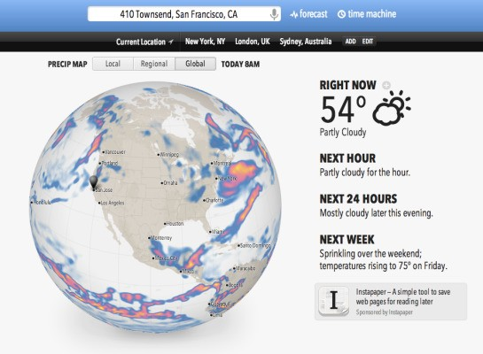 Meet Forecast, The Web App That Has Web App Developers Drooling
