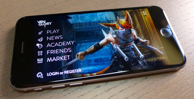 Vainglory Launches On iPhone And iPad Later This Month