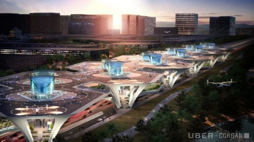 These uberAIR 'Skyport' designs are beautiful