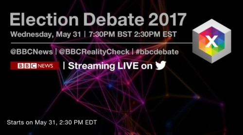 Twitter and the BBC partner for the first time on live video
