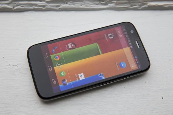 Moto G Has Turned Motorola's U.K. Fortunes Around, Study Finds