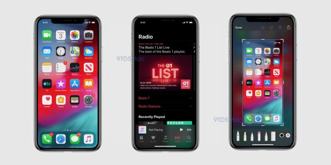 Apple's iOS 13 will include a system-wide Dark Mode