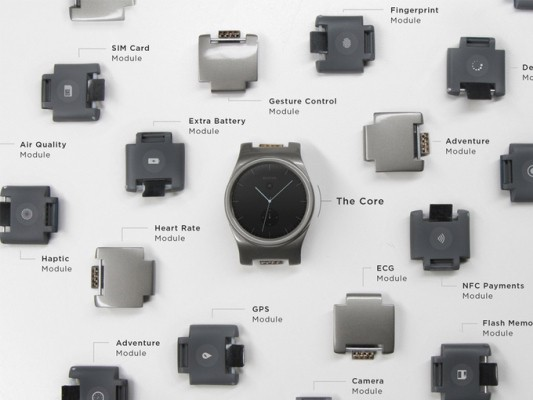 Blocks Modular Smartwatch Now On Kickstarter