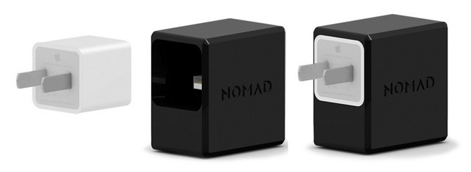 This Little Box Turns Your Existing iPhone Charger Into A Portable Battery
