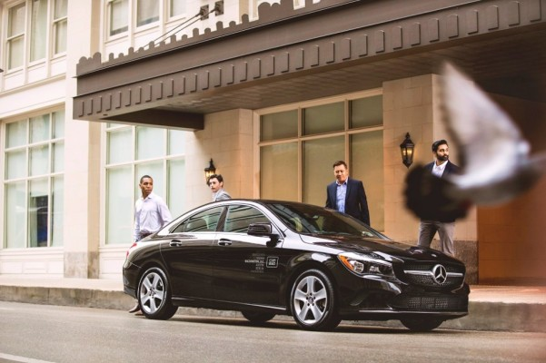 Car2go's North American fleet will be mostly Mercedes-Benz by the end of 2017 – TechCrunch
